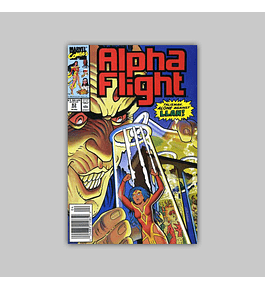 Alpha Flight 83 1990