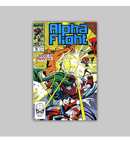 Alpha Flight 80 1990