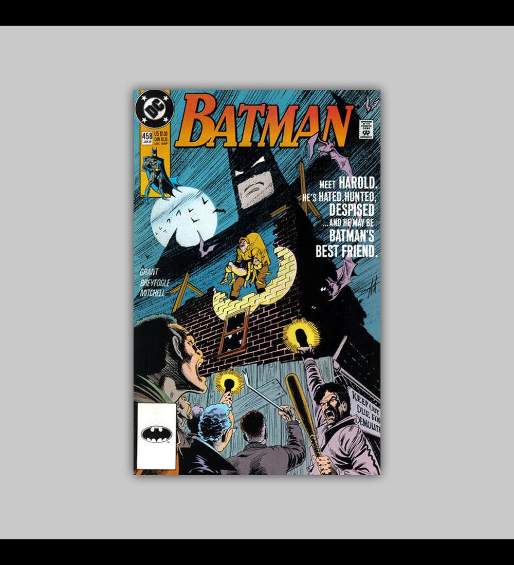 Batman 458 1991