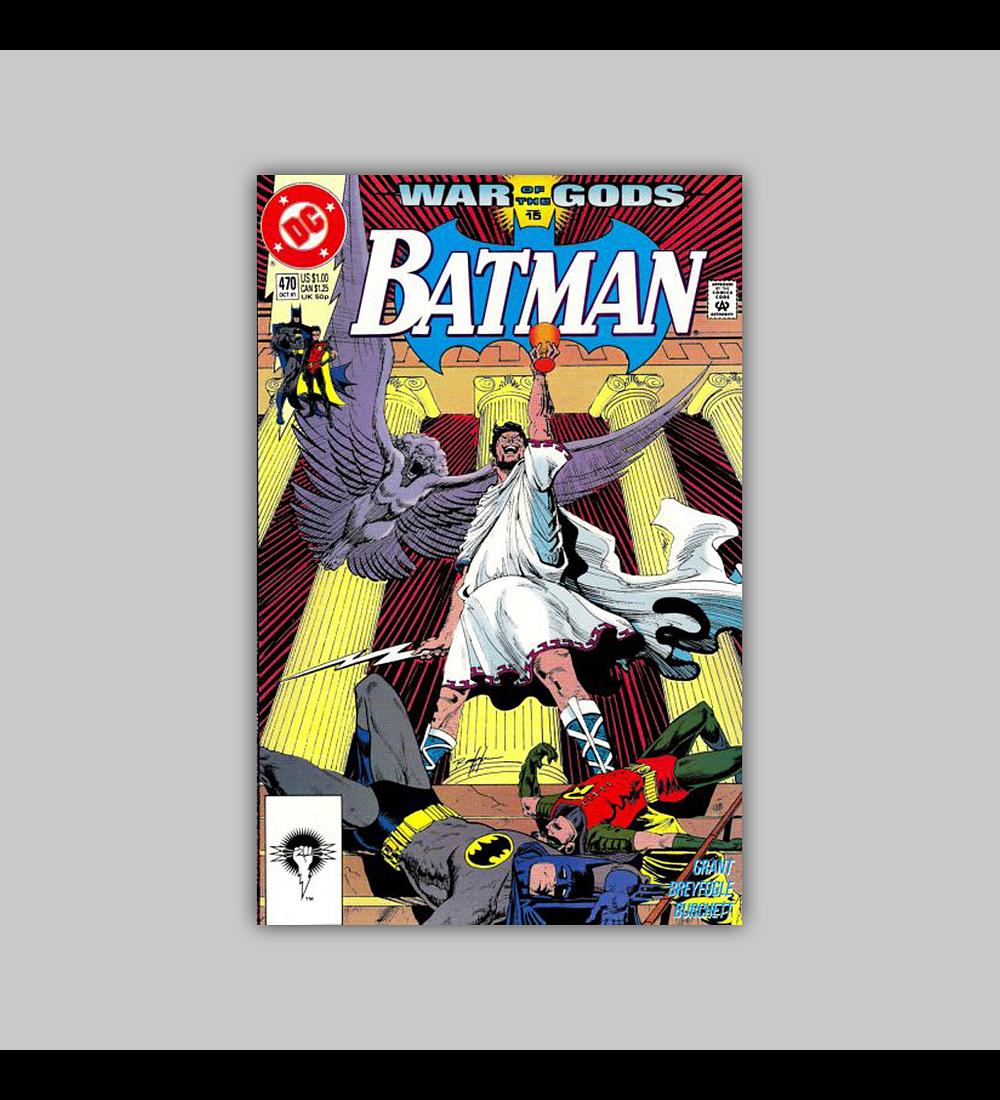 Batman 470 1991