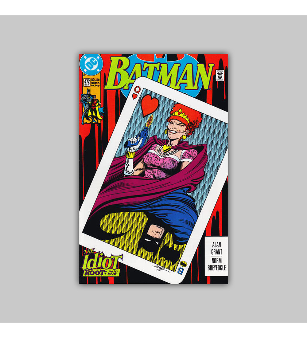 Batman 472 1991