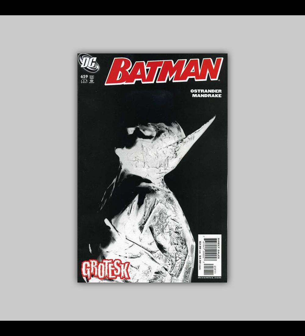 Batman 659 2007