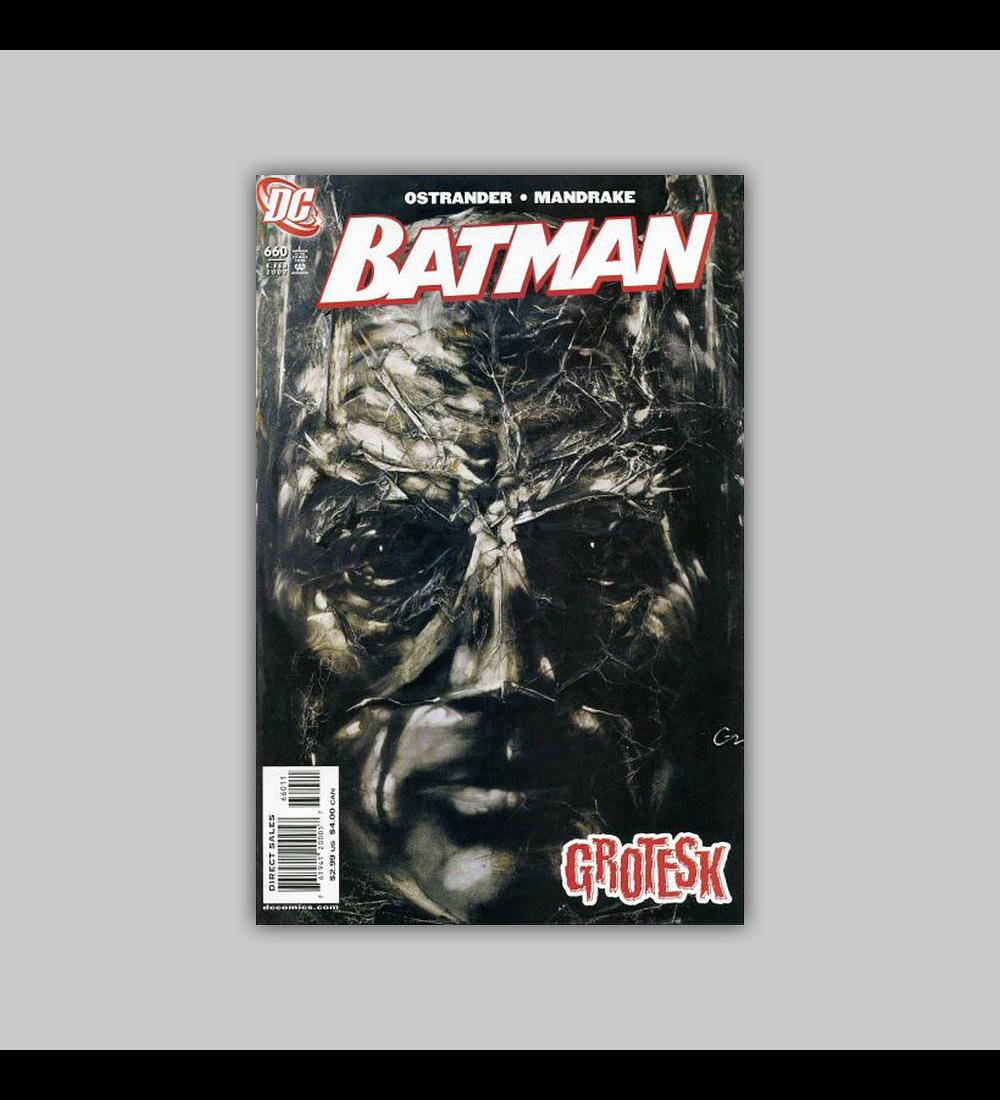 Batman 660 2007