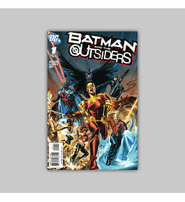 Batman and the Outsiders 1 2007