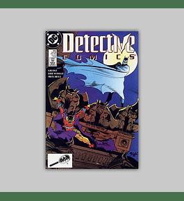Detective Comics 603 1989