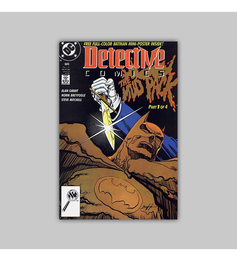 Detective Comics 604 1989