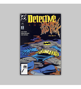 Detective Comics 605 1989