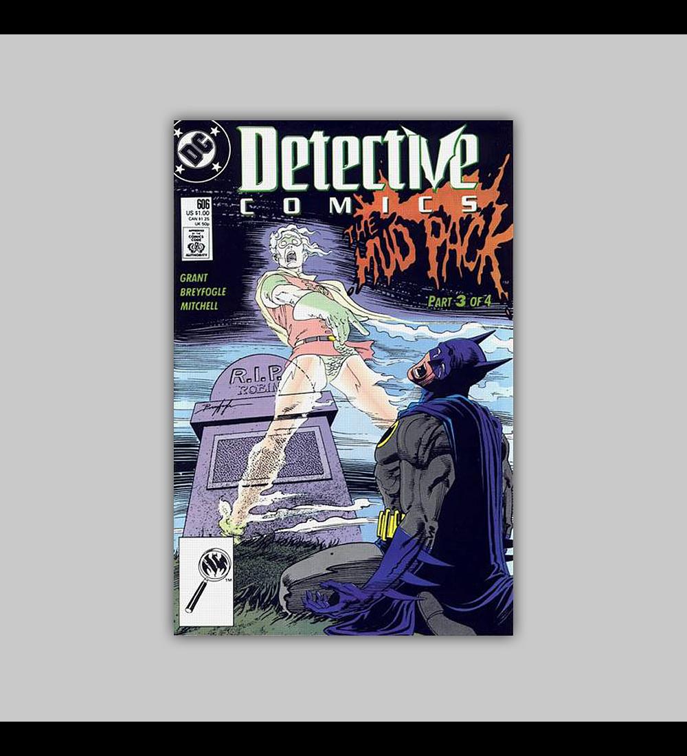 Detective Comics 606 1989