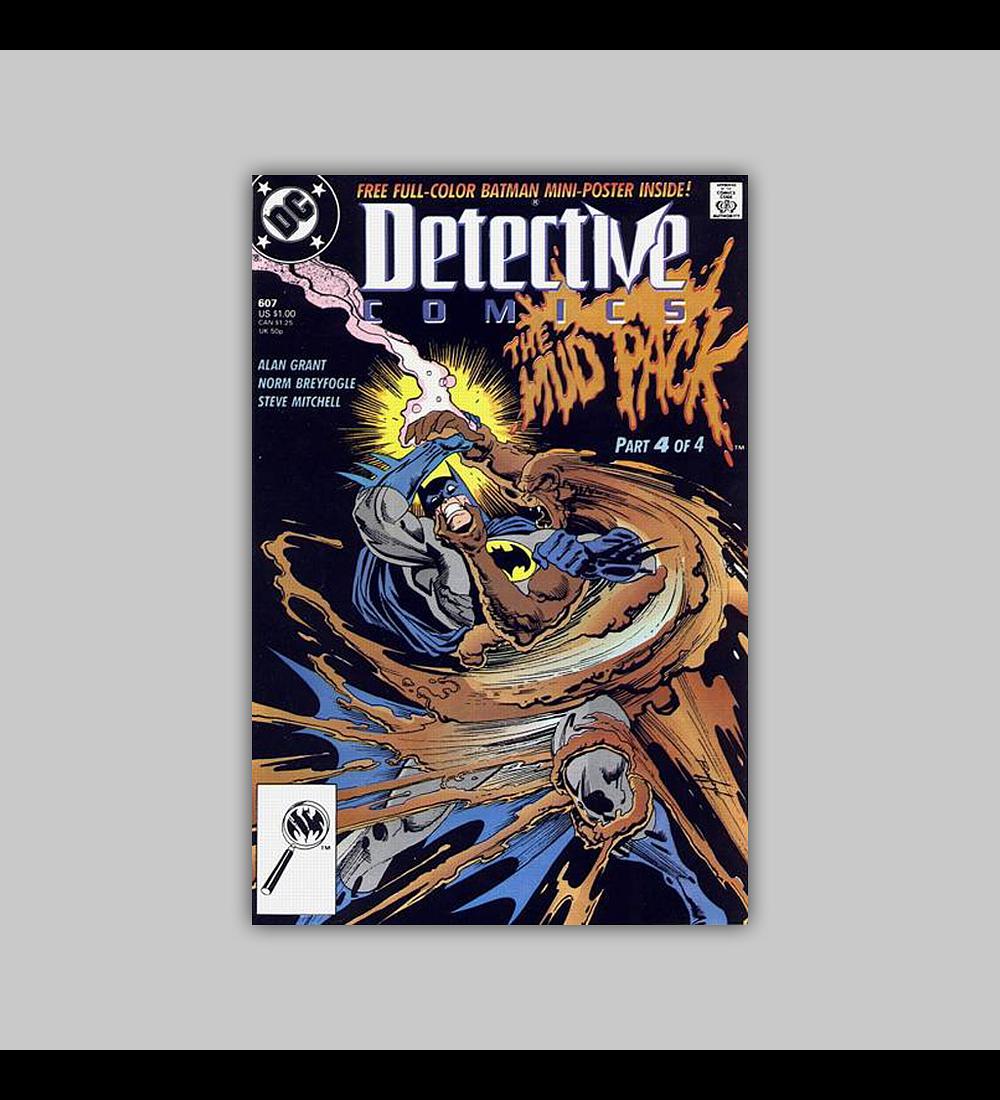 Detective Comics 607 1989