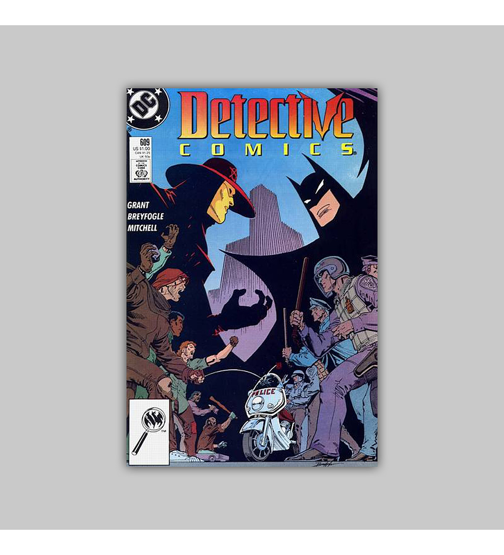 Detective Comics 609 1990