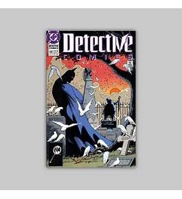 Detective Comics 610 1990
