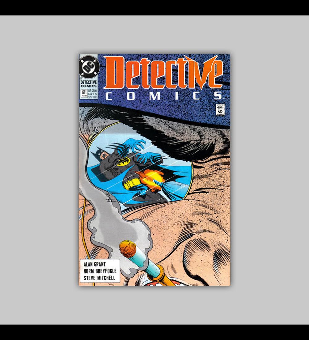 Detective Comics 611 1990