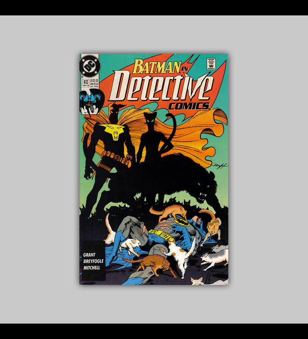 Detective Comics 612 1990