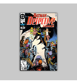 Detective Comics 614 1990