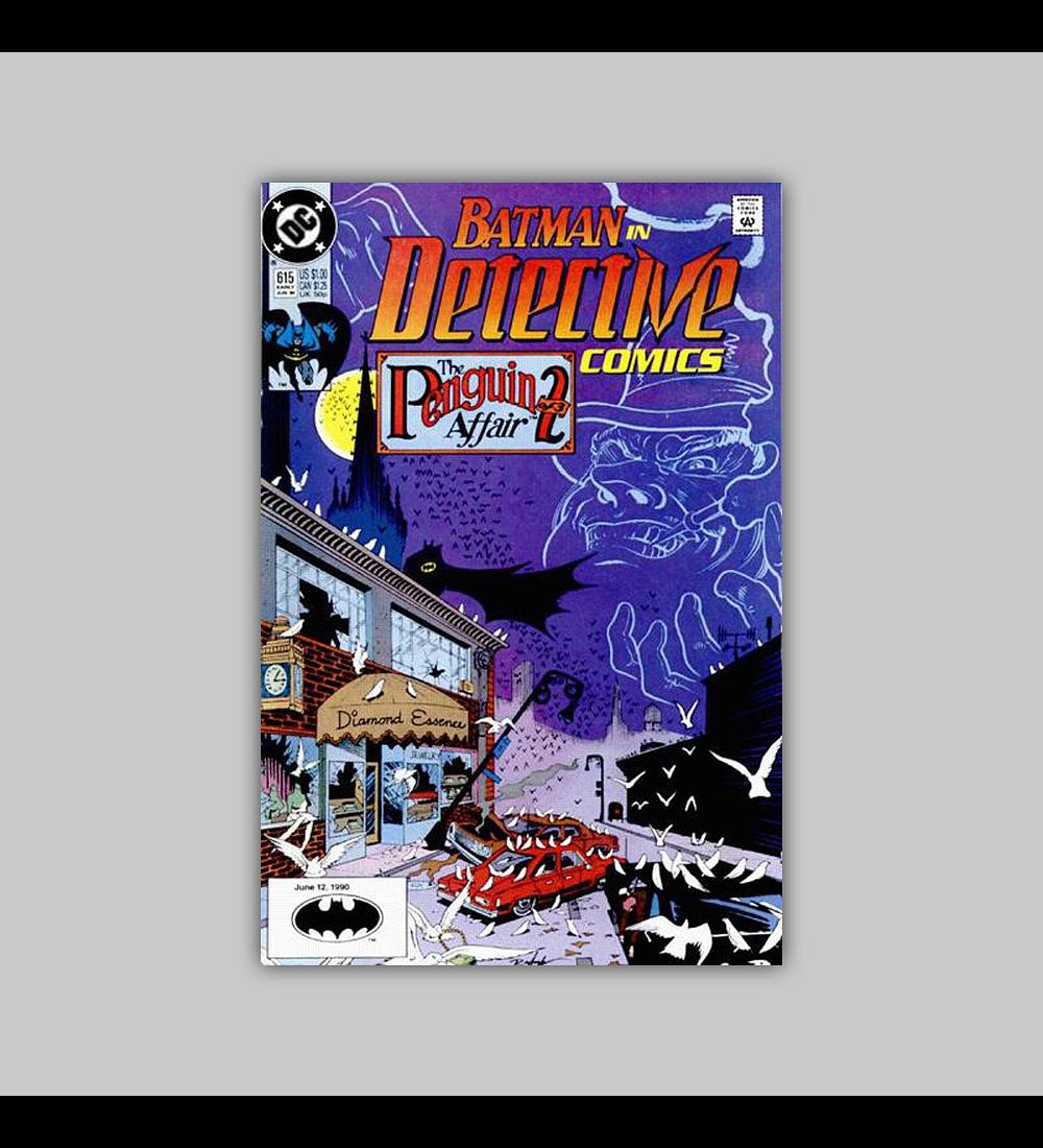 Detective Comics 615 1990
