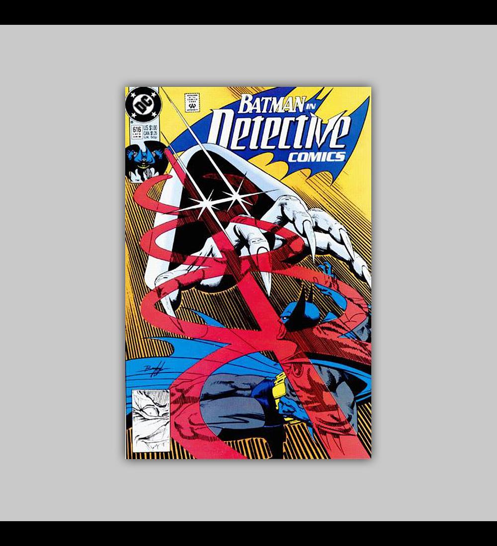 Detective Comics 616 1990