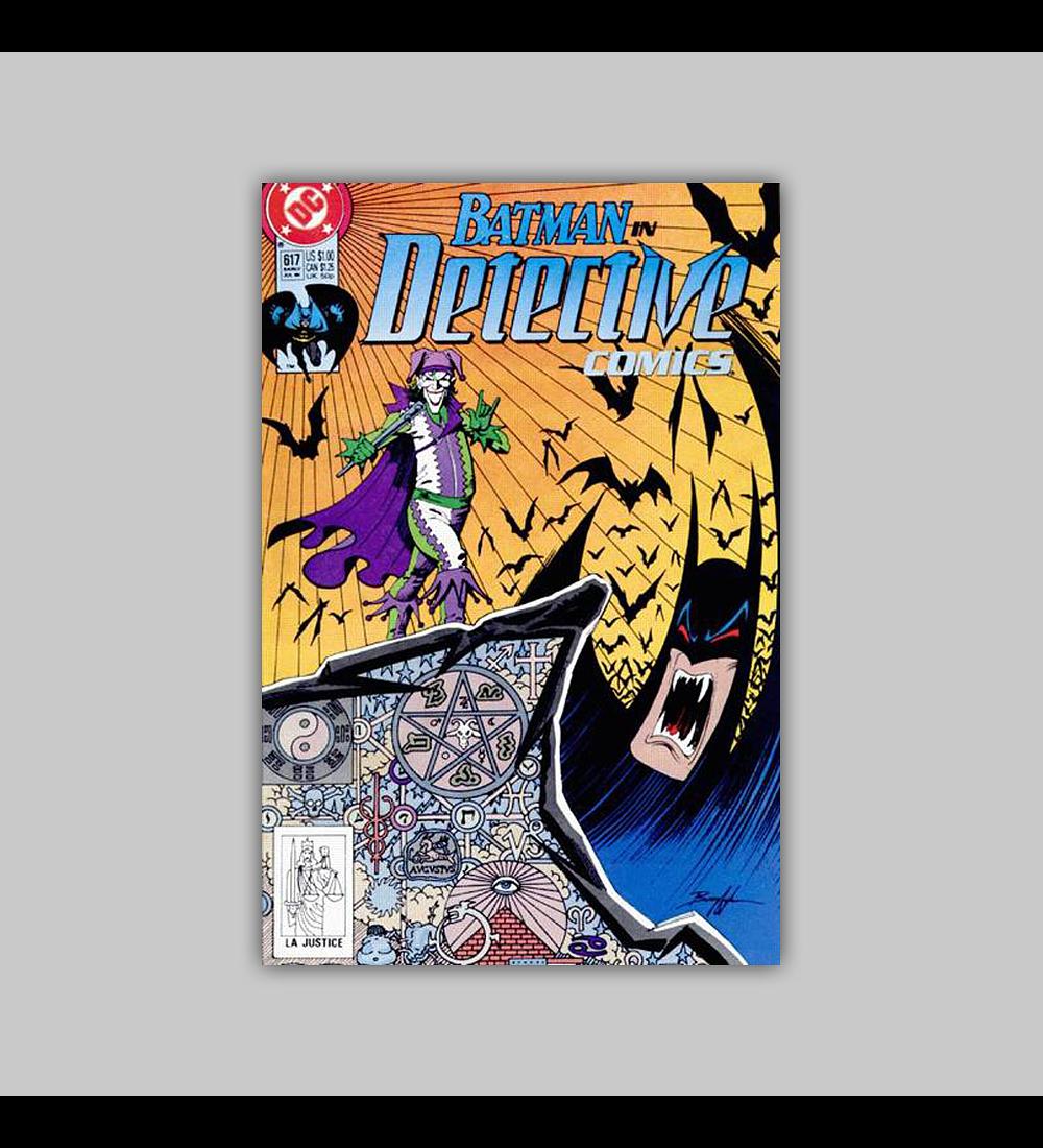 Detective Comics 617 1990