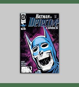 Detective Comics 620 1990