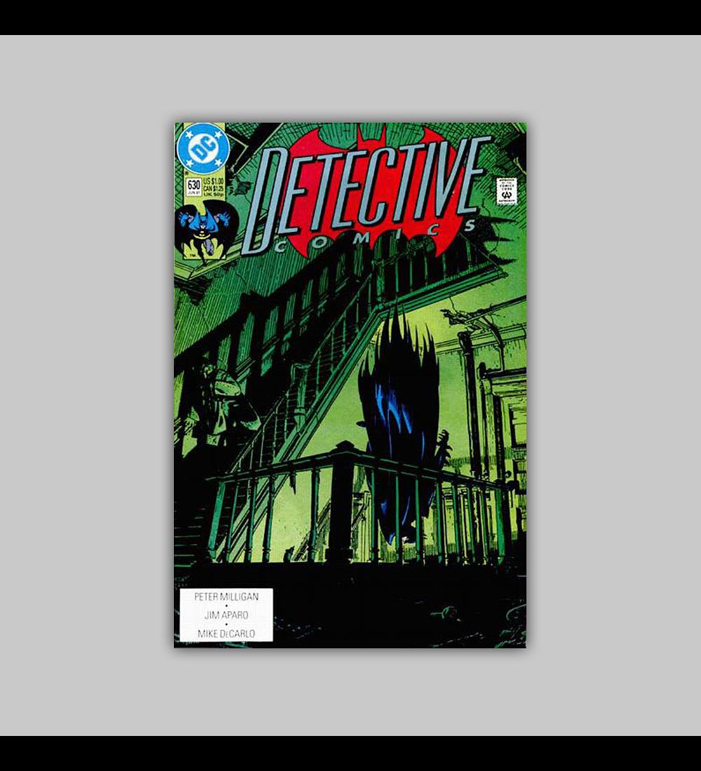 Detective Comics 630 1991