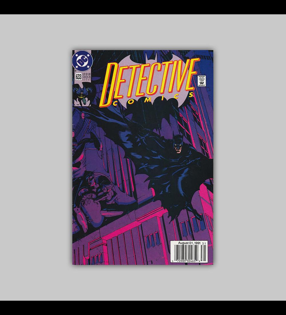 Detective Comics 633 1991