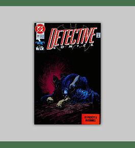 Detective Comics 634 1991