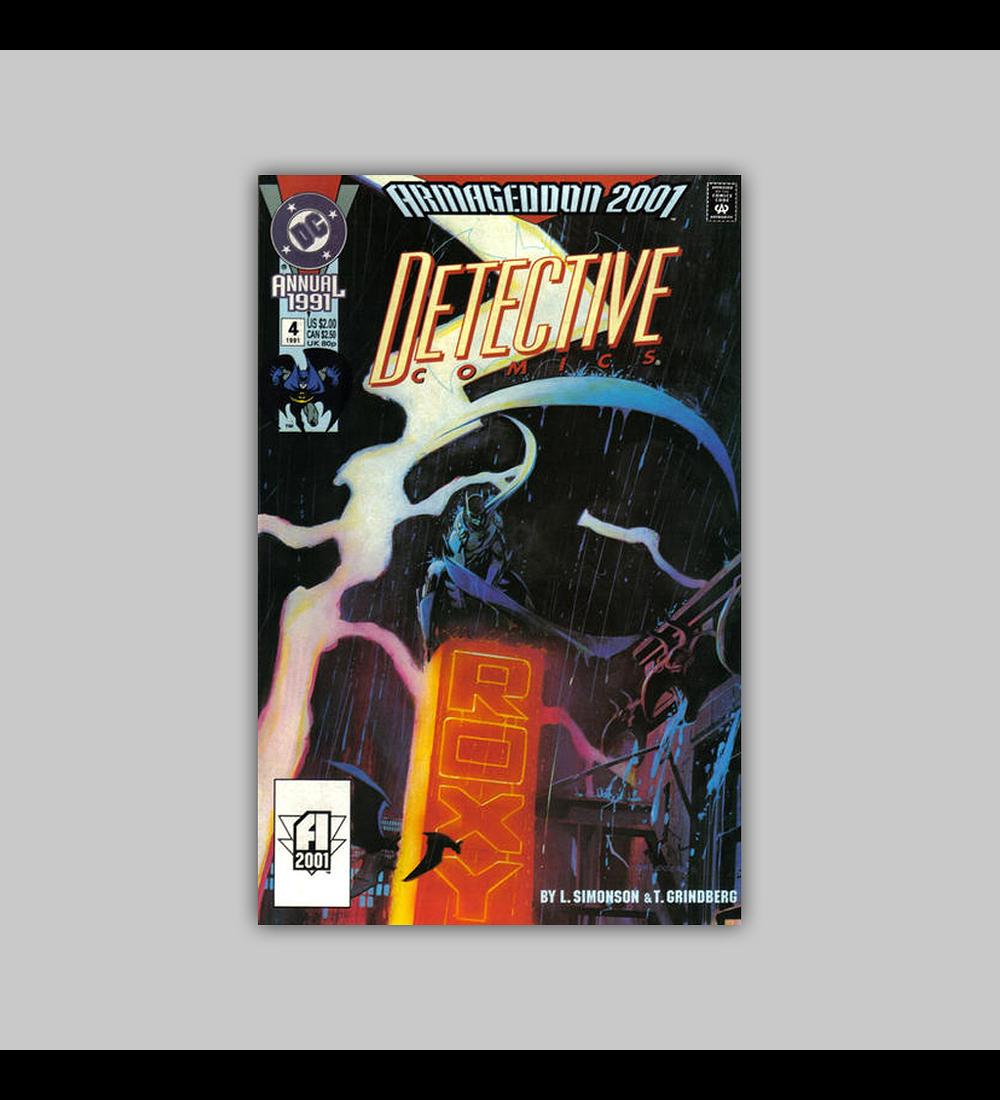 Detective Comics Annual 4 1991