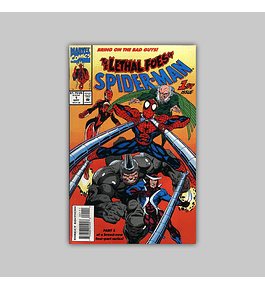 The Lethal Foes of Spider-Man 1 1993