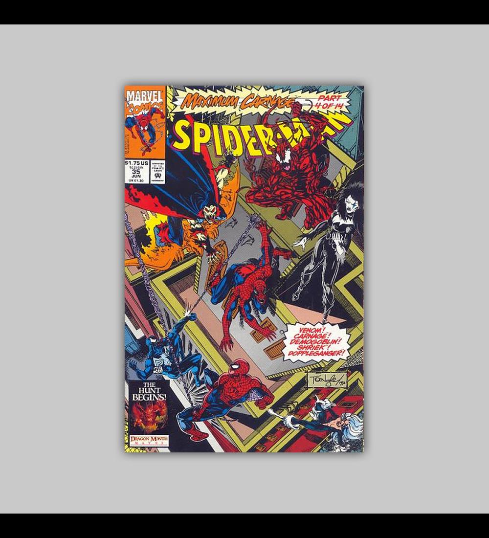 Spider-Man 35 1993