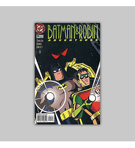Batman & Robin Adventures 11 Polybagged 1996