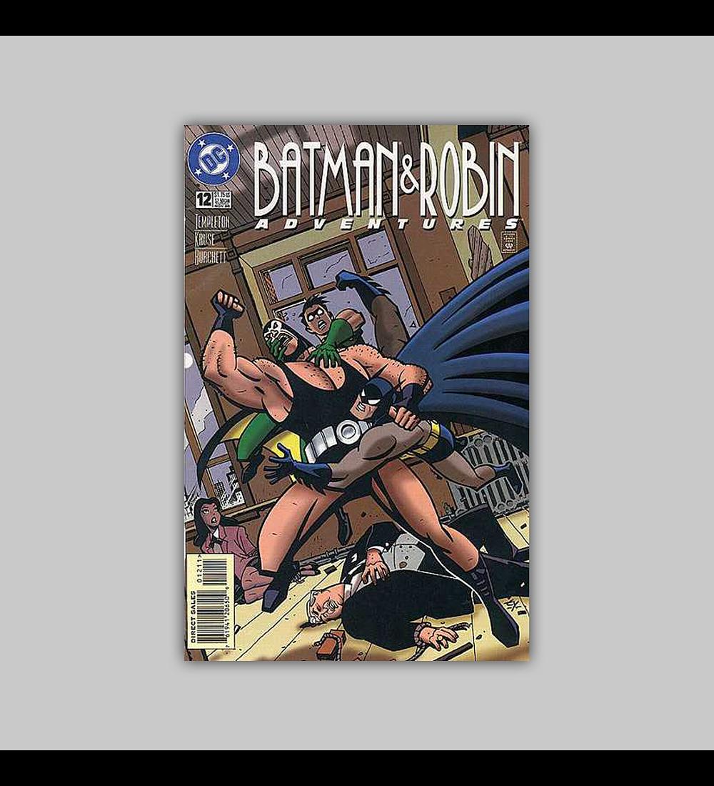 Batman & Robin Adventures 12 1996