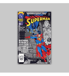 Superman Annual 3 1991