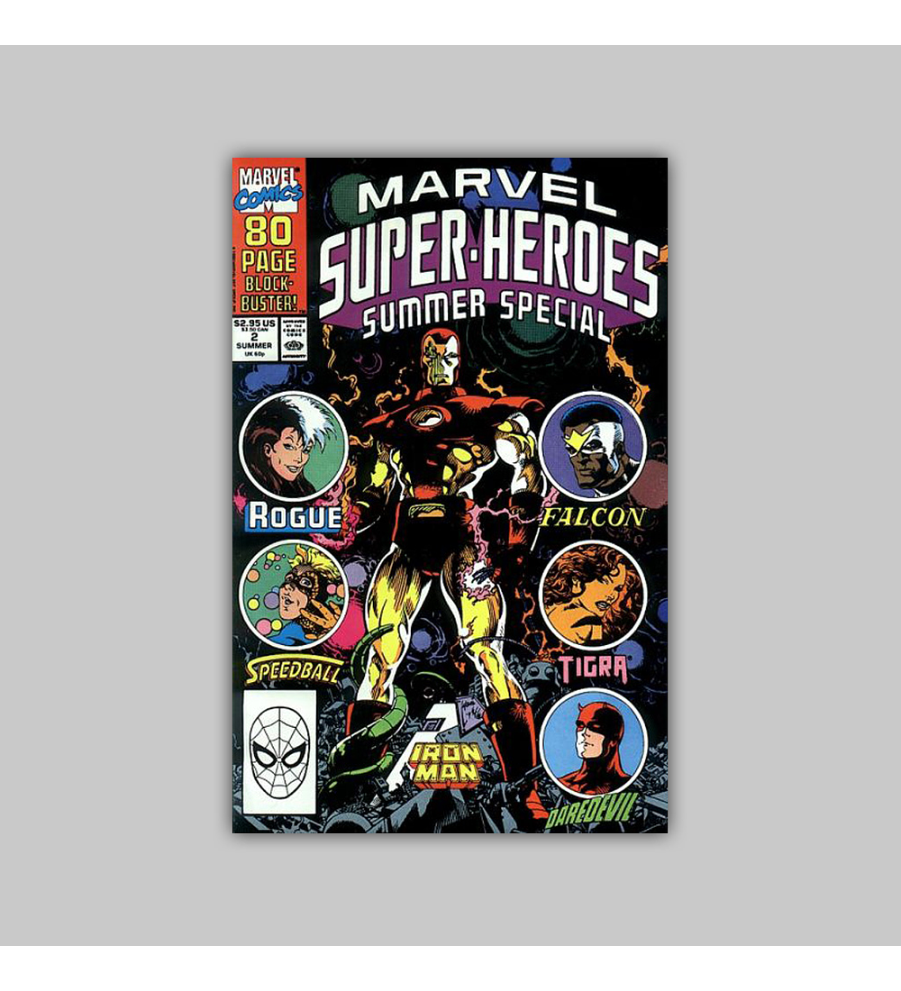 Marvel Super-Heroes 2 Summer Special 1990