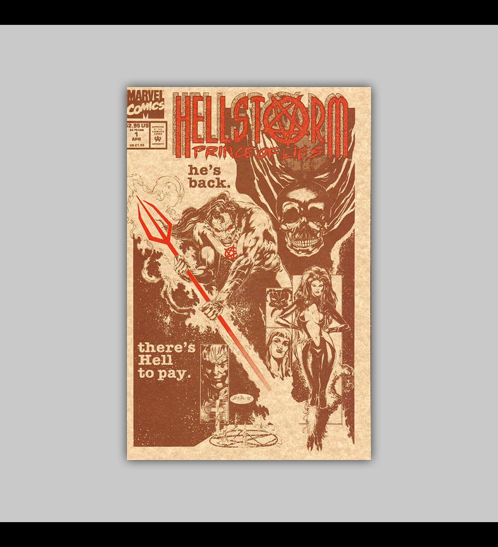 Hellstorm: Prince of Lies 1 1993