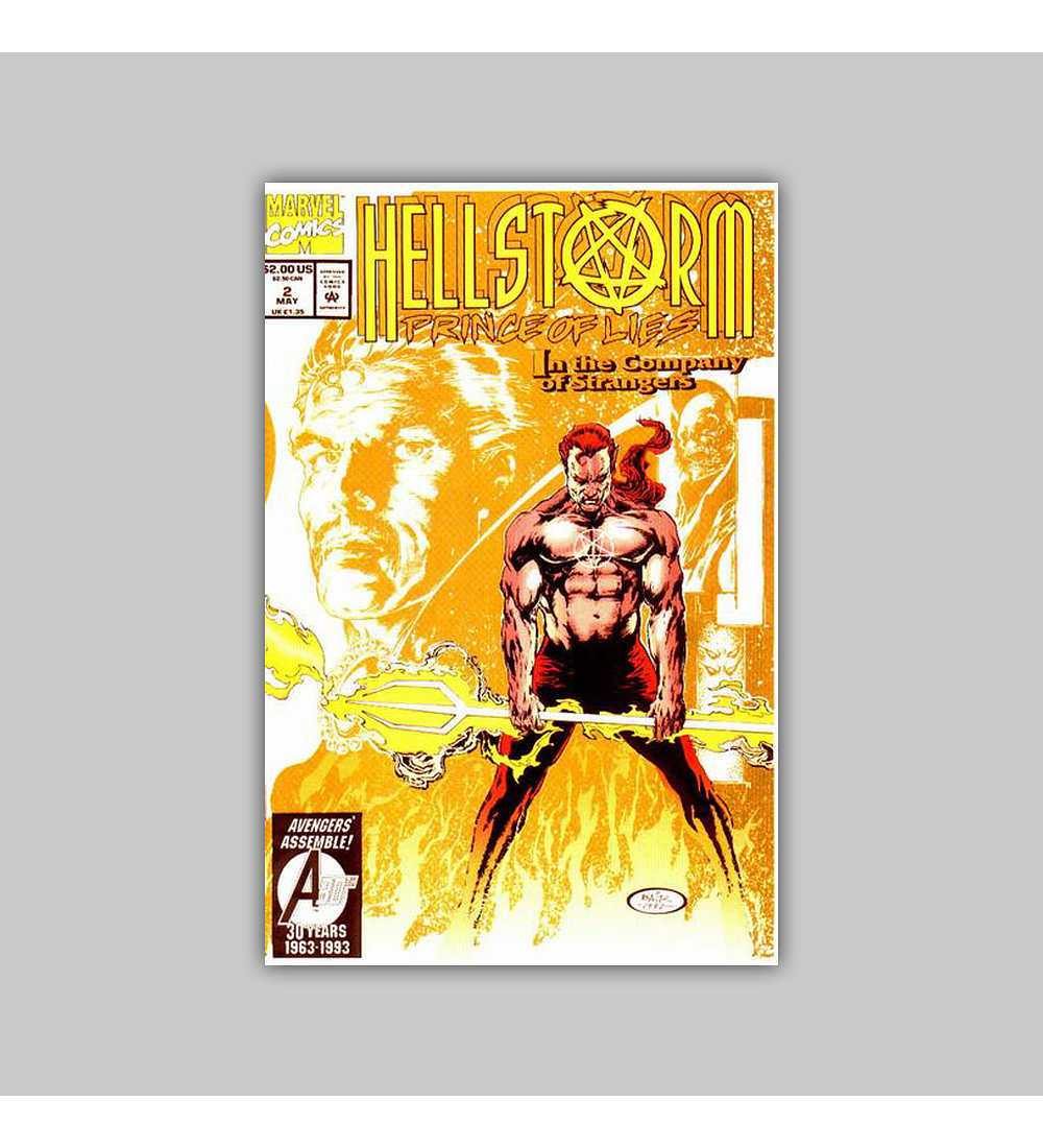 Hellstorm: Prince of Lies 2 1993