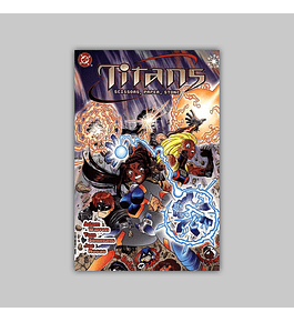 Titans: Scissors, Paper, Stone  1997