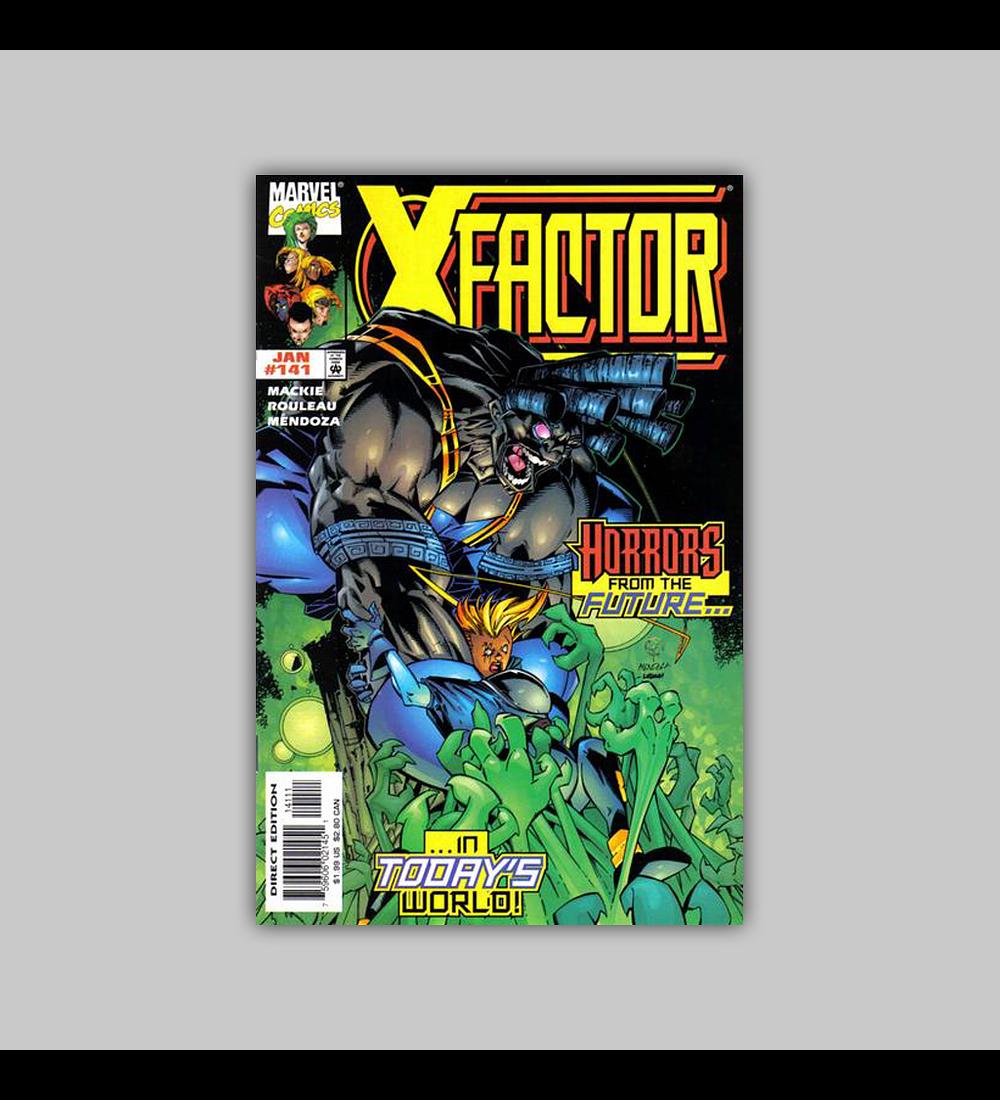 X-Factor 141 1998
