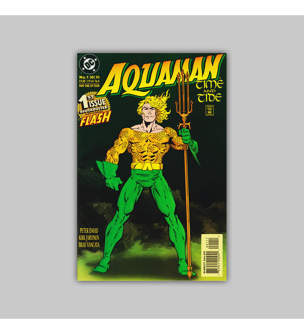Aquaman: Time And Tide 1 1993