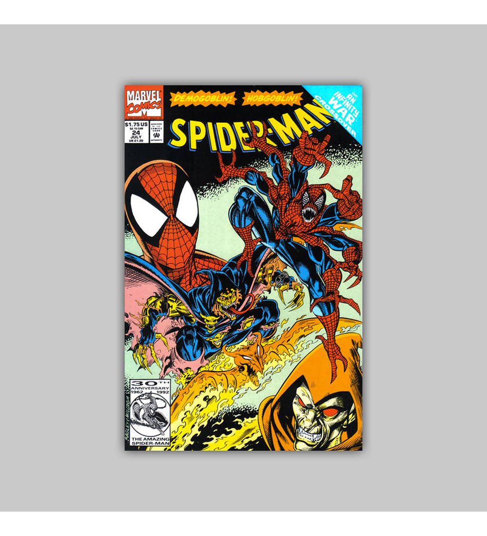 Spider-Man 24 1992