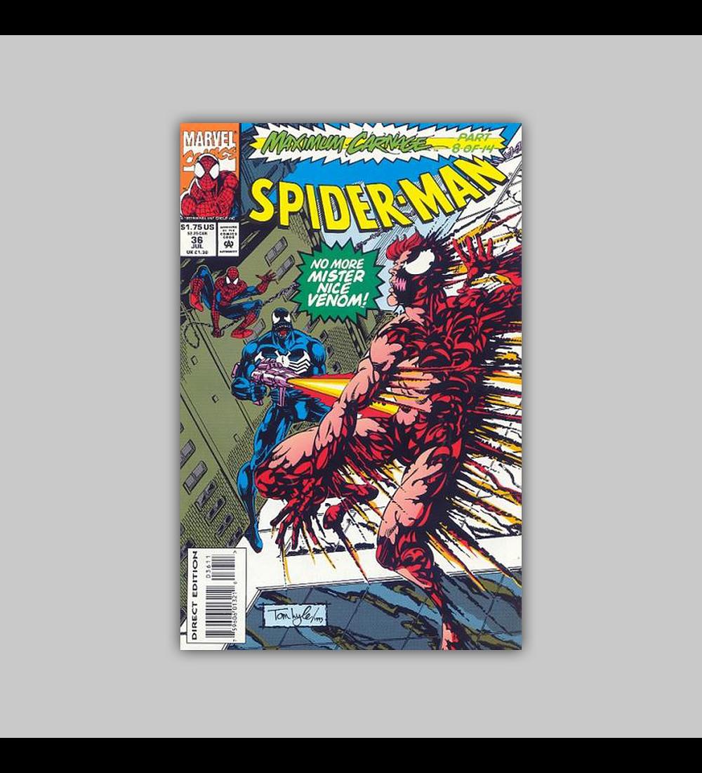 Spider-Man 36 1993