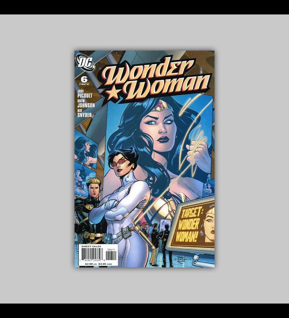 Wonder Woman (Vol. 3) 6 2007
