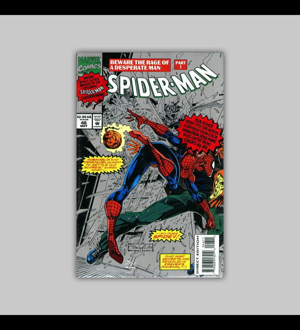 Spider-Man 46 Silver 1994