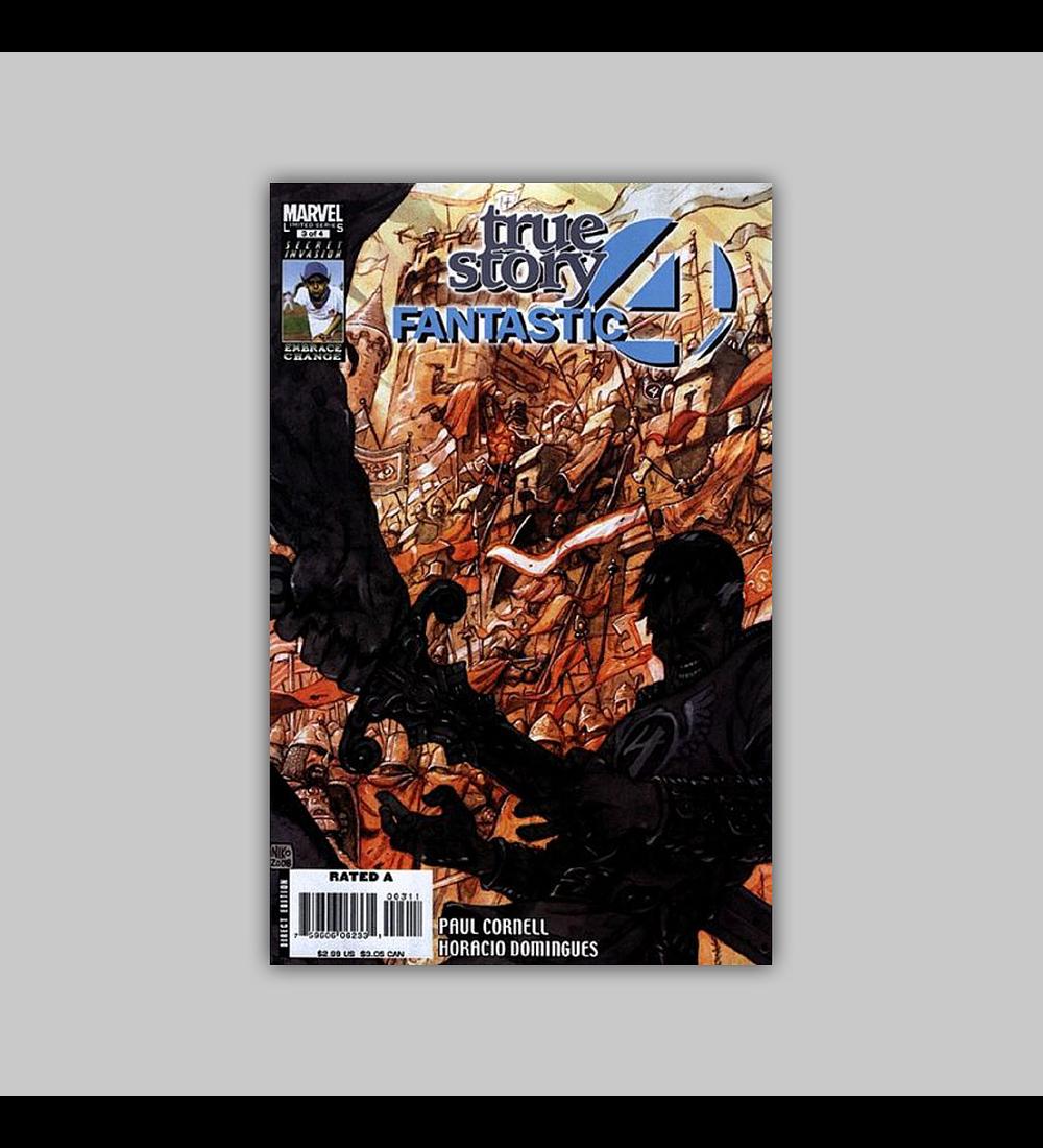 Fantastic Four: True Story 3 2009