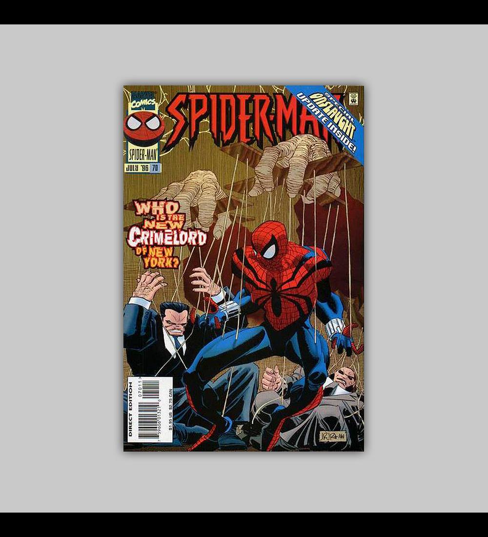 Spider-Man 70 1996