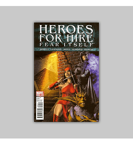Heroes for Hire (Vol. 3) 9 2011