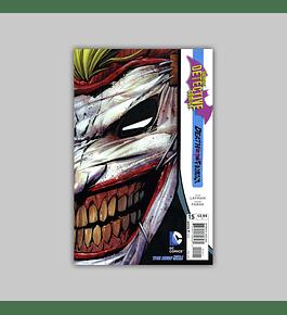 Detective Comics (Vol. 2) 15 2013