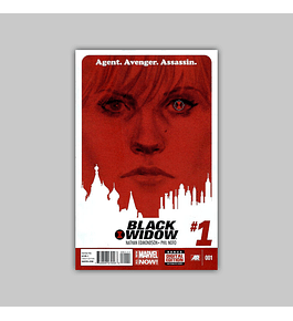 Black Widow (Vol. 3) 1 2014