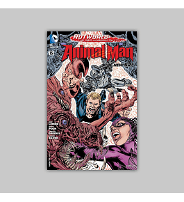Animal Man (Vol. 2) 15 2013