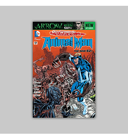 Animal Man (Vol. 2) 17 2013
