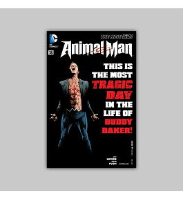 Animal Man (Vol. 2) 18 2013