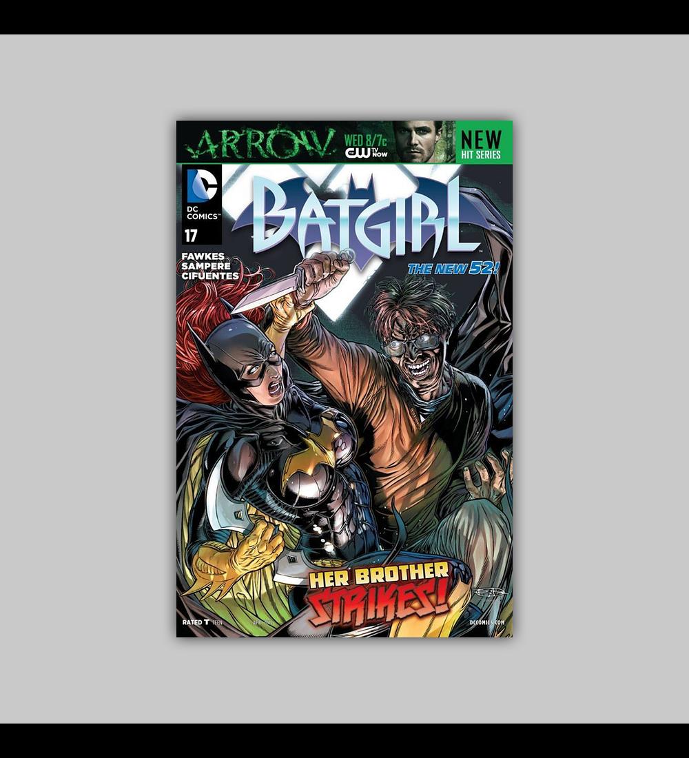 Batgirl (Vol. 2) 17 2013